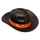 Chapeau de paille publicitaire - BASSIC COLORES