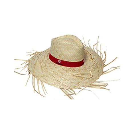 Chapeau de paille publicitaire - Deshilachado