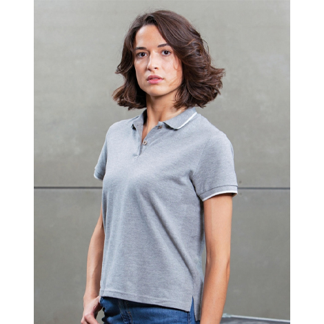 Polo publicitaire - The Women's Tipped Polo