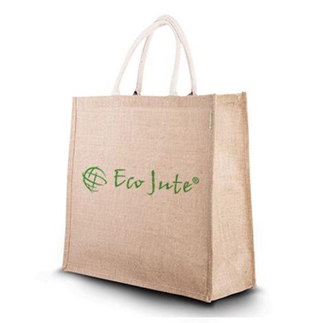 Sac en jute personnalisable - Jute Shopper XXL