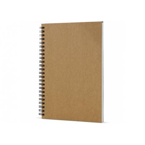 Cahier publicitaire en papier de roches - TopEarth