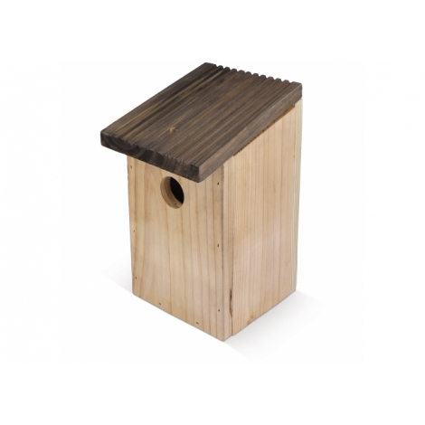 Nichoir Rustique en bois - TopEarth