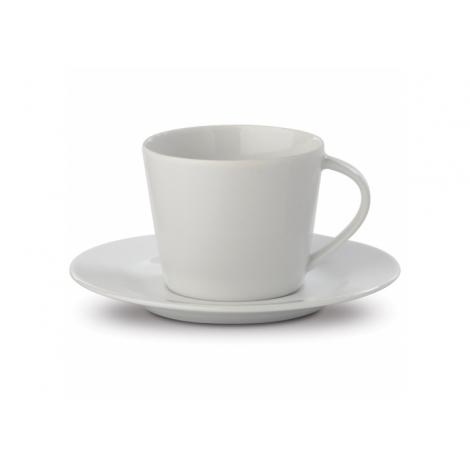Tasse et soucoupe publicitaire 180 ml - Milano