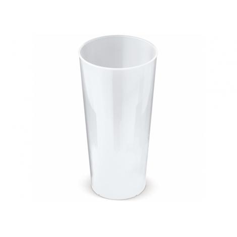 Gobelet réutilisable en bioplastique 500 ml