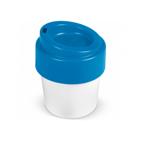 Tasse personnalisée avec couvercle 240 ml - Hot-but-cool