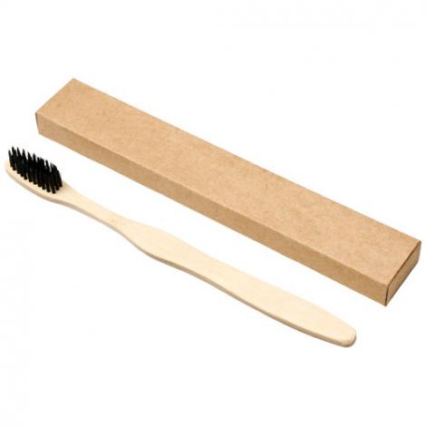 Brosse à dents publicitaire en bambou - CELUK