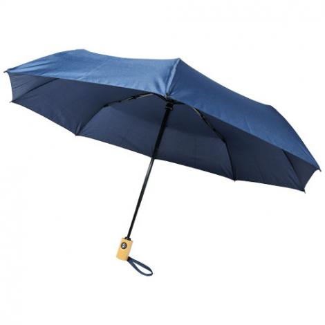 Parapluie automatique publicitaire en PET recylé
