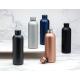 Bouteille isotherme personnalisable en acier Impact