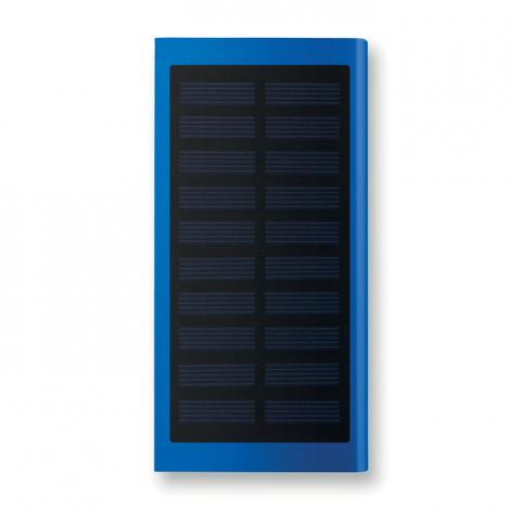 Chargeur solaire publicitaire - SOLAR POWERFLAT