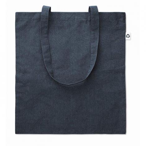 Sac shopping personnalisé en coton recyclé 140 gr