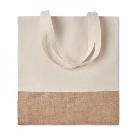 Sac shopping publicitaire en coton 160 gr - India Tote