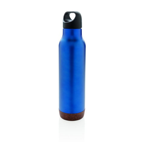 Gourde publicitaire isotherme finition liège - 600 ml