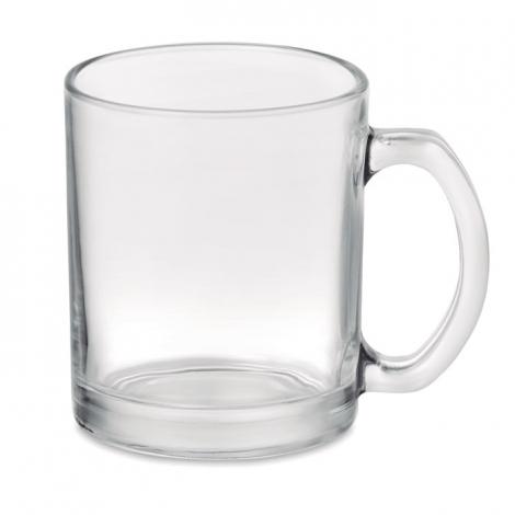 Mug publicitaire en verre - SUBLIMGLOSS