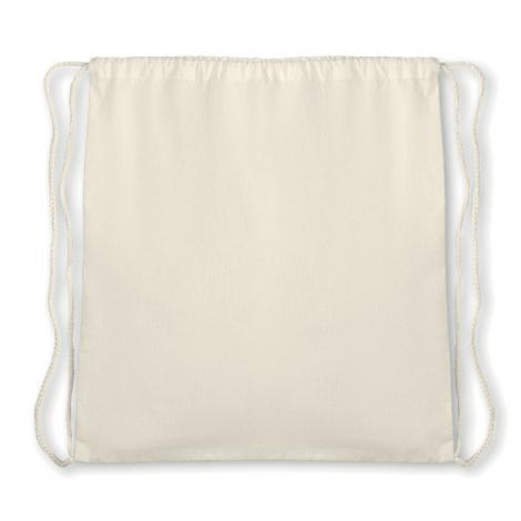 Sac à dos Gym Bag publicitaire en coton 105 gr