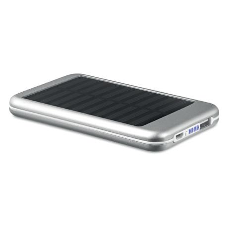 Chargeur solaire personnalisable - SOLARFLAT