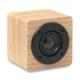 Enceinte en bois publicitaire - Sonicone