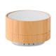 Mini haut-parleur bambou publicitaire 3W - Sound Bamboo
