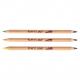 Surligneur personnalisable bicolor graphite/fluo