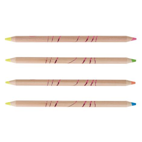 Crayon personnalisable prestige fluo/fluo