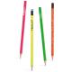Crayon publicitaire vernis fluo - Eco