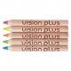Crayon fluo personnalisable prestige naturel 8.7 cm
