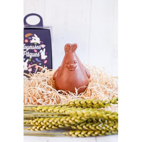Moulage de Pâques lapin personnalisable