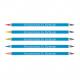 Surligneur personnalisable vernis couleur graphite/fluo