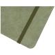 Carnet A5 publicitaire avec papier de pierre Breccia