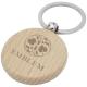 Porte-clés personnalisé bois de hêtre Giovanni
