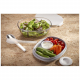 Boîte à salade personnalisable Ellipse