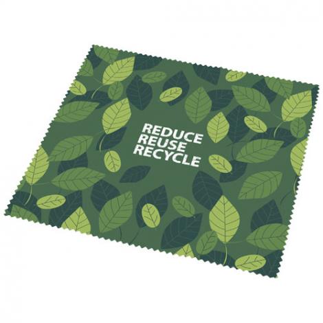 Microfibre en PET recyclé publicitaire Caro+