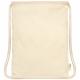 Gym bag en coton bio publicitaire 100 gr Orissa