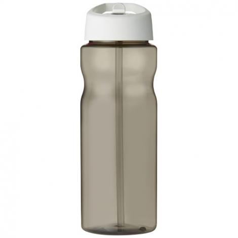 Gourde sport publicitaire en plastique recyclé 650 ml H2OEco