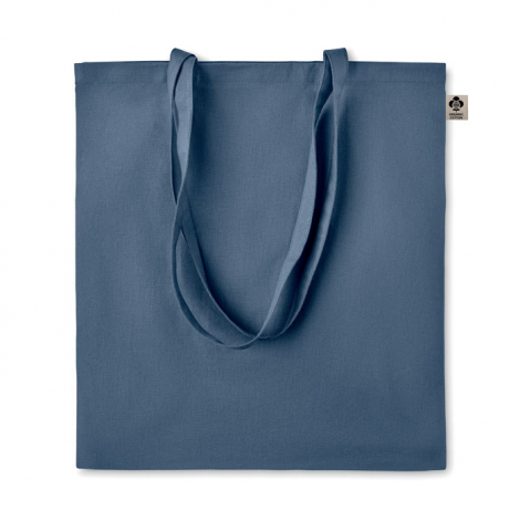 Sac shopping coton bio personnalisé 140 gr ZIMDE