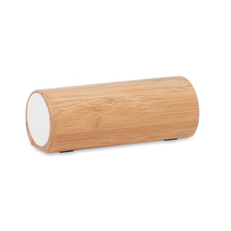 Haut-parleur en bambou promotionnel SPEAKBOX