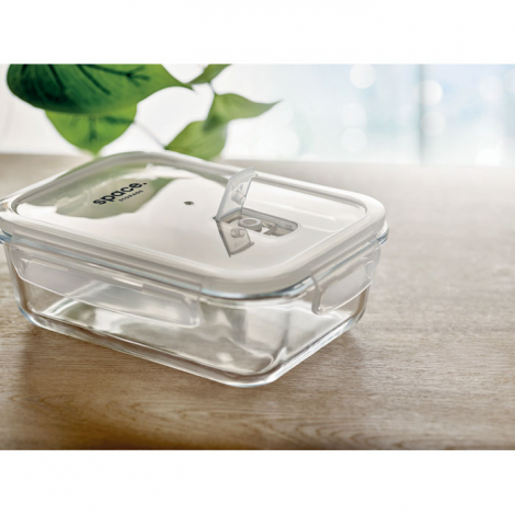 Lunchbox promotionnelle en verre 900ml PRAGA