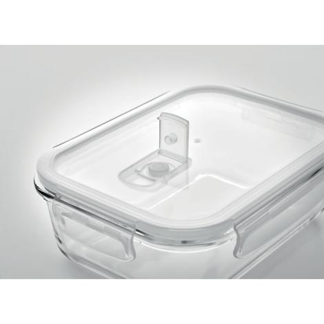 Lunchbox promotionnelle en verre 900ml PRAGA