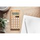 Calculatrice publicitaire solaire CALCUBAM