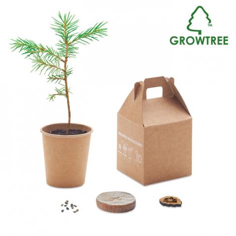 Coffret plantation publicitaire GROWTREE™