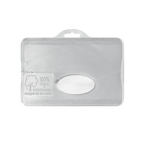 Porte badge publicitiaire - 100 % végétal