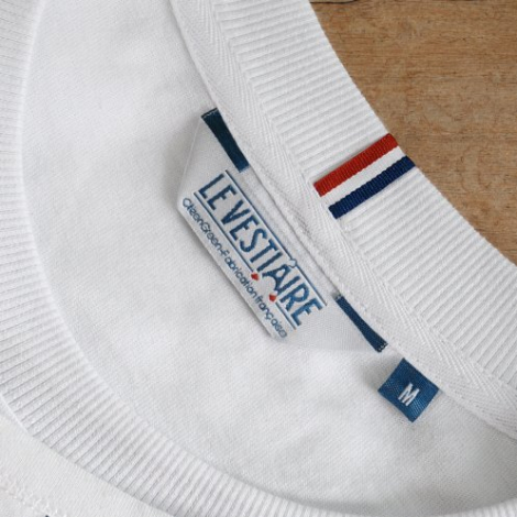 T-shirt made in France personnalisable - ALPHONSE