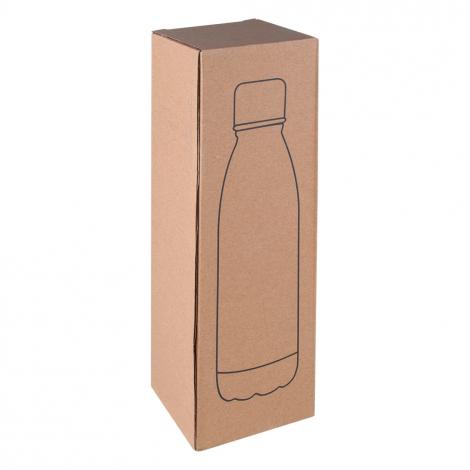 Bouteille en verre à personnaliser 500 ml Tonic