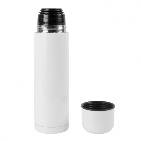 Bouteille isotherme personnalisable 500 ml - Moka