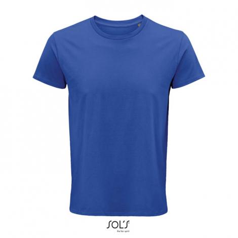 Tshirt personnalisé coton bio homme 150 g CRUSADER