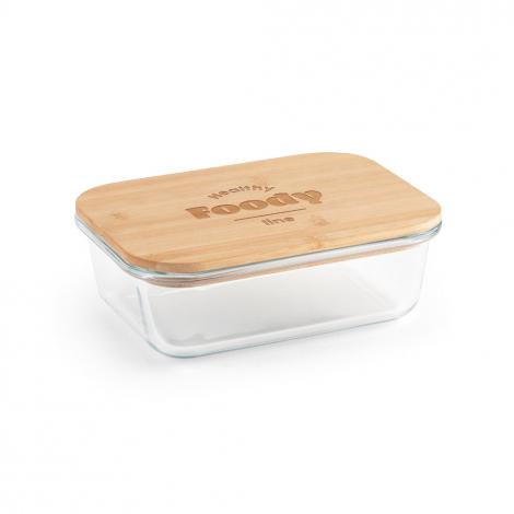 Boîte repas hermétique 1 L personnalisable PORTOBELLO