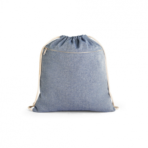 Gym bag publicitaire toile de coton recyclé CHANCERY