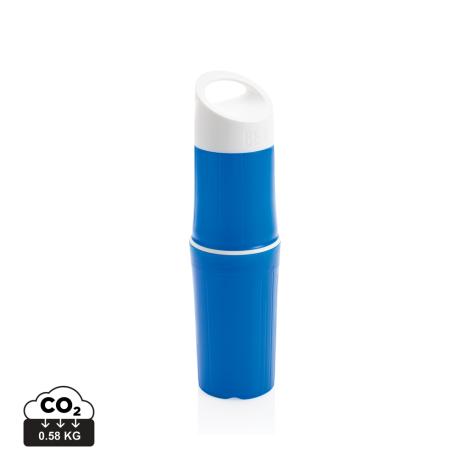 Bouteille d'eau biologique personnalisée 500 ml BE O