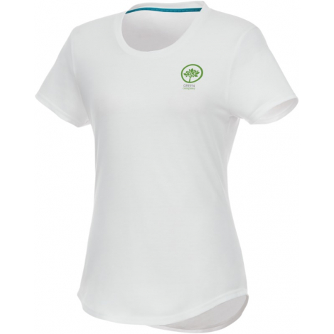 T-shirt polyester recyclé publicitaire femme Jade
