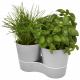 Pot culture personnalisé herbes aromatiques MEPAL