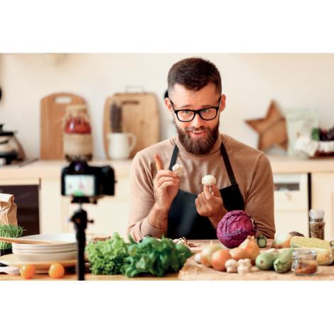 Tablier de cuisine promotionnel 200 gr RAIPUR COLOUR
